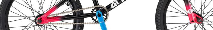 BMX, Dirt, Freestyleräder