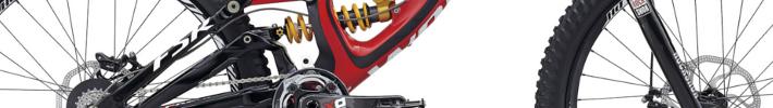 Full suspension 26 inch bikes