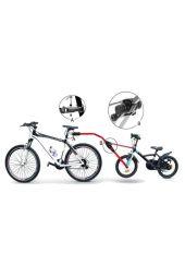 Drog vlečni za otroško kolo, zložljiv