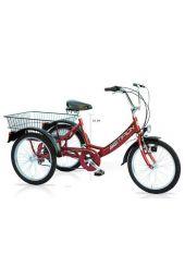"""Tricikl Special 20"""" Alu 6 prestav /Letnik 2013"""